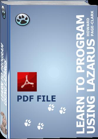 Learn To Program Using Lazarus Electronic (PDF)