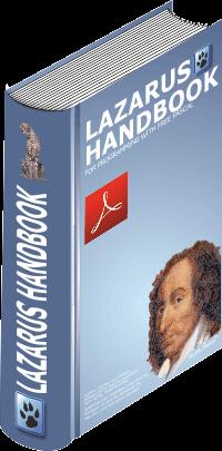 Lazarus Handbook PDF - Presales