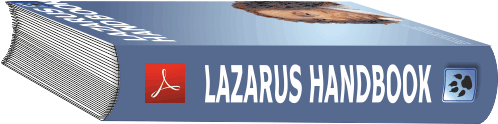 New Update about Lazarus Handbook 10  6/11/2019