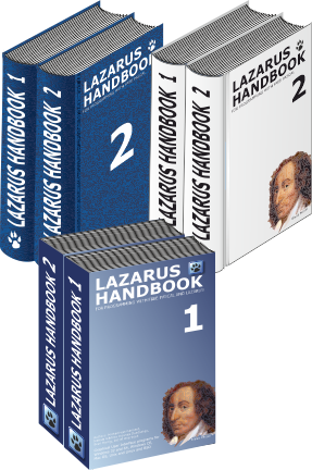 Update about Lazarus Handbook  23/6/2020
